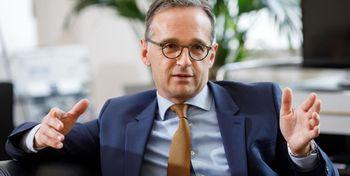 مجادله لفظی پاریس-برلین؛ پاسخ کنایهآمیز وزیرخارجه آلمان به مکرون