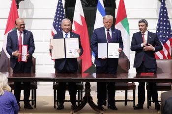 ترامپ زمان عادیسازی روابط عربستان و اسرائیل را اعلام کرد