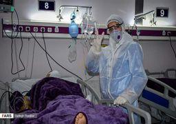 یک چهارم مرگ در بیمارستانها به خاطر کروناست / تخت های ICU کرونایی در کشور پر است / دستورالعمل مطب ها تا فردا ابلاغ می شود