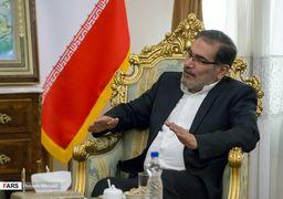 هشدار قاطع شمخانی به بارزانی در مورد خط قرمز ایران