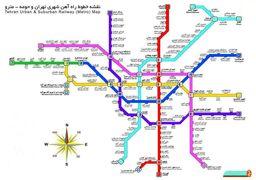 جزئیات اولیه «طرح جامع ترافیک تهران ۱۴۰۹»