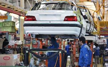 ایران خودرو سال گذشته چه تعداد خودرو تولید کرد؟
