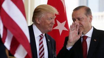 مکرون از گفتوگو با ترامپ و اردوغان درباره عملیات در شمال سوریه خبر داو