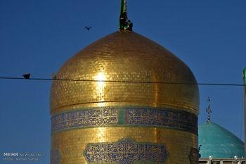 برنامههای جشن عید قربان در حرم مطهر رضوی