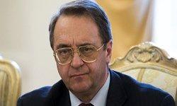 روسیه: حق سوریه است که اجازه دهد نیروهای ایرانی در خاکش حضور یابند