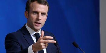 وزارتخارجه خبر پیشنهادات مکرون برای کاهش تنش را تایید کرد