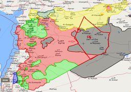رقابت آمریکا و روسیه بر سر سوریه پس از داعش آغاز شد
