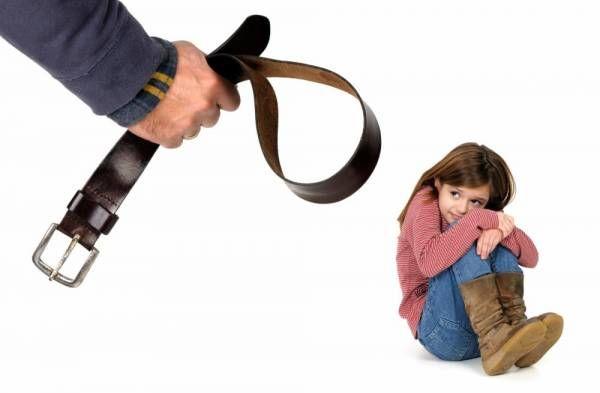 کتک زدن کودکان