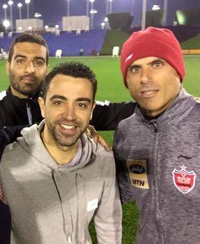 تمجید خاص ژاوی از ایرانی ها و شکل فوتبال در کشورمان