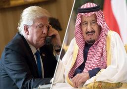 ترامپ از عربستان برای کاهش قیمت نفت تشکر کرد؟