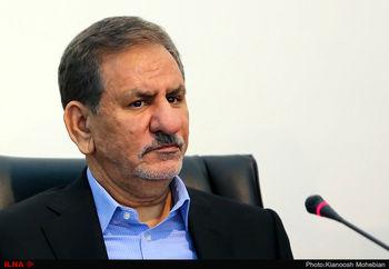جهانگیری: دولت جمهوری اسلامی ایران دولتی پولدار است