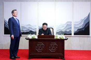 رهبر کره شمالی هم تهدید کرد هم برای مذاکره با سئول شرط گذاشت!