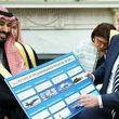 معامله محرمانه ترامپ و عربستان برای توقف تحقیقات درباره پرونده خاشقچی