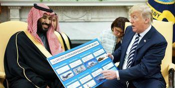 ترامپ عربستان را به مجازات سخت تهدید کرد