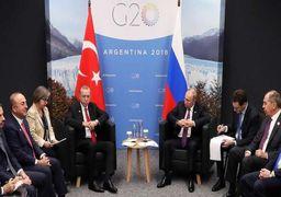 پوتین با مرکل و اردوغان دیدار کرد؛ سوریه محور مذاکرات