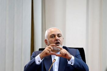 ظریف: به هیچ عنوان درباره توافق جدید مذاکره نمیکنیم