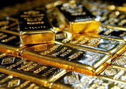 سقوط قیمت طلای جهانی