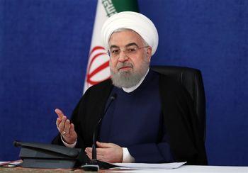 افتتاح همزمان پروژههای مسکن مهر و طرح ملی مسکن توسط روحانی