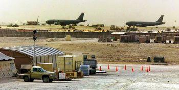 حمله راکتی به پایگاه آمریکایی «اسپایکر» در عراق