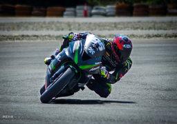 ساخت قدرتمندترین موتورسیکلت دنیا +عکس