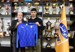 عجیب ترین مورد مصدومیت در فوتبال ایران