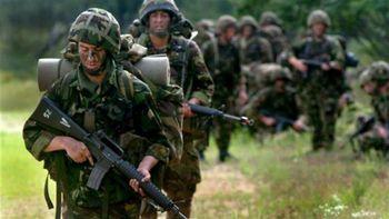 استفاده سربازان آمریکایی از یک فناوری ترسناک +عکس