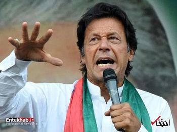 «عمران خان» نخست وزیر پاکستان شد