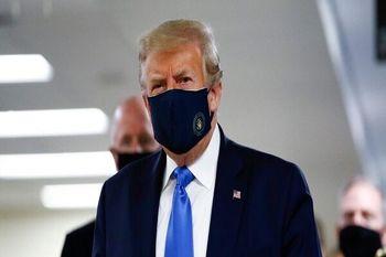 ترامپ به کرونا مبتلا نشده بود؟