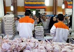 قیمت مرغ و تخممرغ کاهش یافت