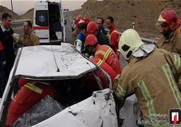 ۷۷ فوتی در حوادث رانندگی سه روز اخیر/۱۷۰۰ نفر مصدوم شدند