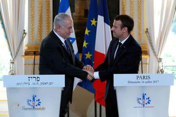 اسرائیل با فرانسه علیه ایران هماهنگ می شود