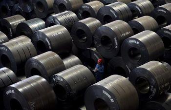 بزرگترین صنعت فولاد دنیا آب رفت