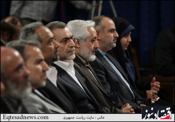 نشست خبری رئیس جمهور روحانی