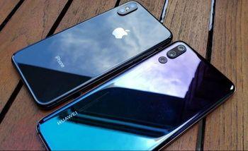 هوآوی بعد از اپل، محبوبترین برند تلفن همراه