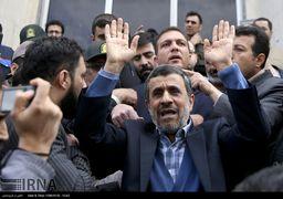 احمدینژاد به رهبری نامه نوشت