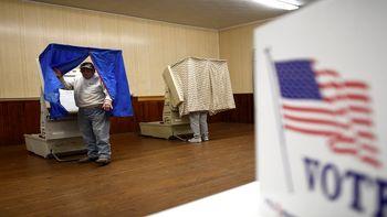 تهدید مکرر مقامات انتخاباتی ایالت های آمریکا
