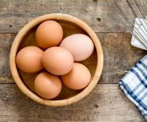 روش تشخیص تخم مرغ تازه از کهنه