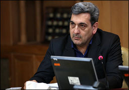 تحویل کلید شهرداری تهران به حناچی