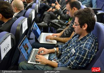 نشست مطبوعاتی مدیرعامل ایرانسل