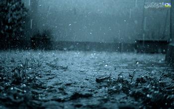بارش باران در ۵ استان