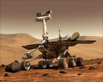 کشف شواهدی از حیات باستانی در مریخ