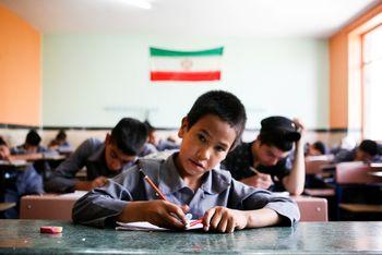 آغاز ثبتنام رایگان از دانشآموزان افغان فاقد مدرک