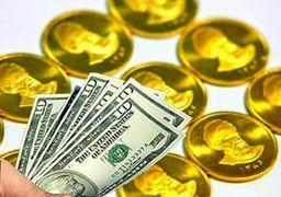 بازدهیِ تابستانی دلار، منفی شد /سکه در مسیر کاهش افتاد