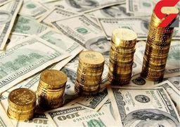 گزارش «اقتصادنیوز» از بازار طلا و ارز پایتخت؛ رشد آرام نرخ دلار و سکه