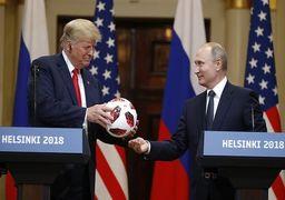 احتمال «شنود» درمورد توپ اهدایی پوتین به ترامپ قوت گرفت