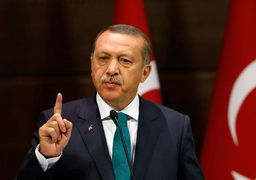 اردوغان خواستار لغو تصمیم انتقال سفارت آمریکا به بیت المقدس شد