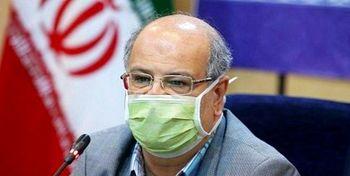 زالی: هفته آینده برای تهران از نظر کرونا سختتر خواهد بود
