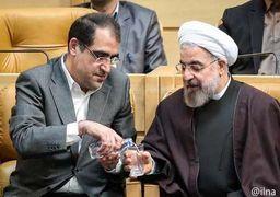 کابینه دوازدهم / وزیر بهداشت حضورش در دولت دوم روحانی را تایید کرد