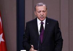 اردوغان: شبهنظامیان کرد باید از کل «منطقه امن» خارج شوند