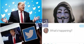 جزئیات هک حساب توئیتری ترامپ/رمز عبور ترامپ لو رفت